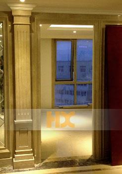 石材门窗套 门套线条 欧式门套