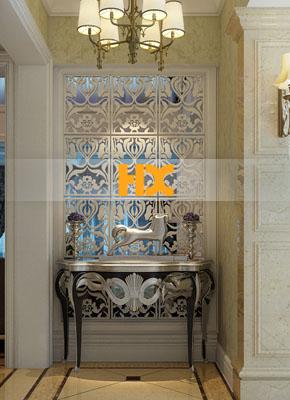 石材玄关 大理石玄关 石材门厅