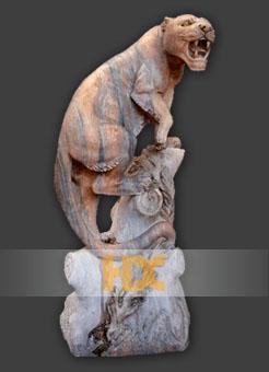 石材雕塑 大理石雕像 动物雕像