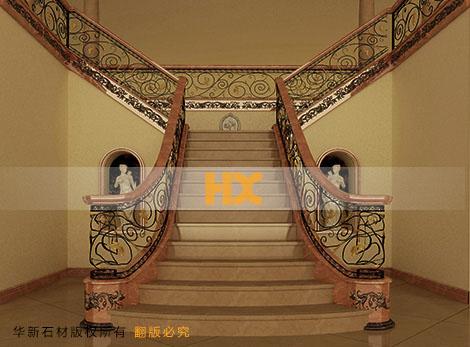 石材楼梯踏步