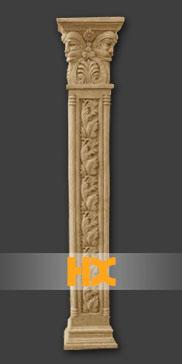 石材柱子 大理石柱子 欧式雕刻柱子 石材罗马柱 石材图片